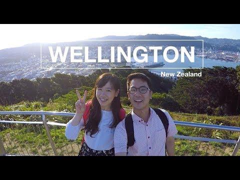 WELLINGTON, New Zealand - Travel Video 2018