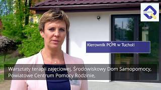 Powiat Tucholski - Znak Jakości Ekonomii Społecznej i Solidarnej