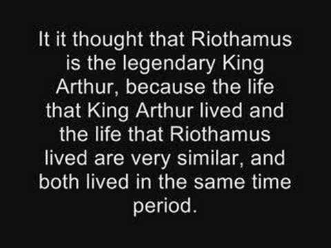 King Arthur - Ficticious Warrior King or Historical Figure