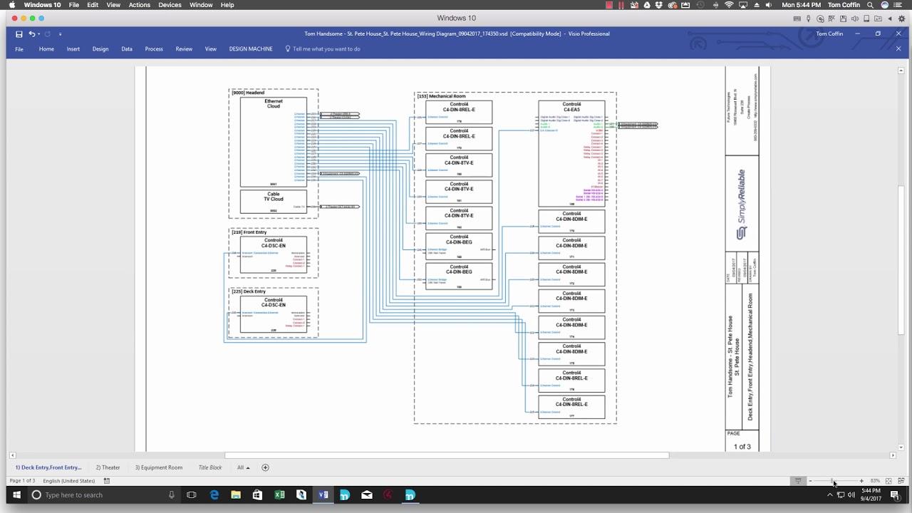 maxresdefault control4 wiring diagram three way gandul 45 77 79 119  at panicattacktreatment.co