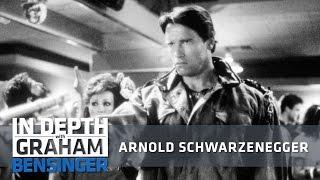 Arnold Schwarzenegger: Stealing Terminator from O. J. Simpson