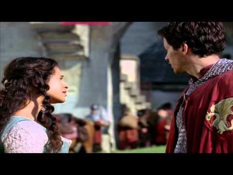 Gwen & Lancelot - 4x01 scene