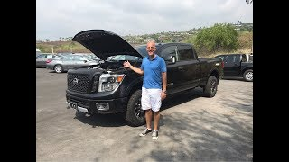 THE BEST 2017 Nissan Titan XD Pro-4X Diesel Review On YouTube!