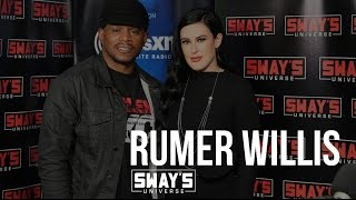 Rumer Willis Sings Live and Blows Us Away on Sway in the Morning