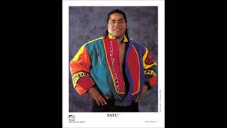 Download Fatu WWE Theme MP3 song and Music Video