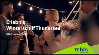 Thunersee: Erlebnis Winterschiff