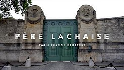 Père Lachaise Cemetery Paris France  | JOEJOURNEYS