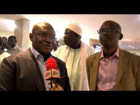 Khalifa Ababacar Camara DG Synergie Afrique sur les opportunités offertes par la Chine