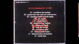ONSLAUGHT.the choice.live at the station..01-12-84