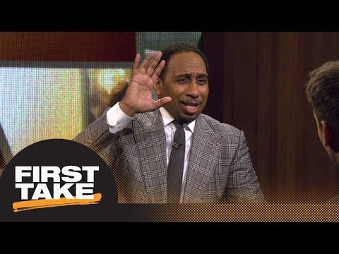 Stephen A. doesn't think Canelo's failed drug test should stop Triple G rematch | First Take | ESPN