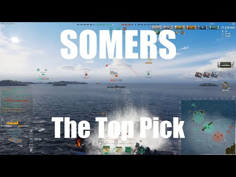 Somers - The Top Pick