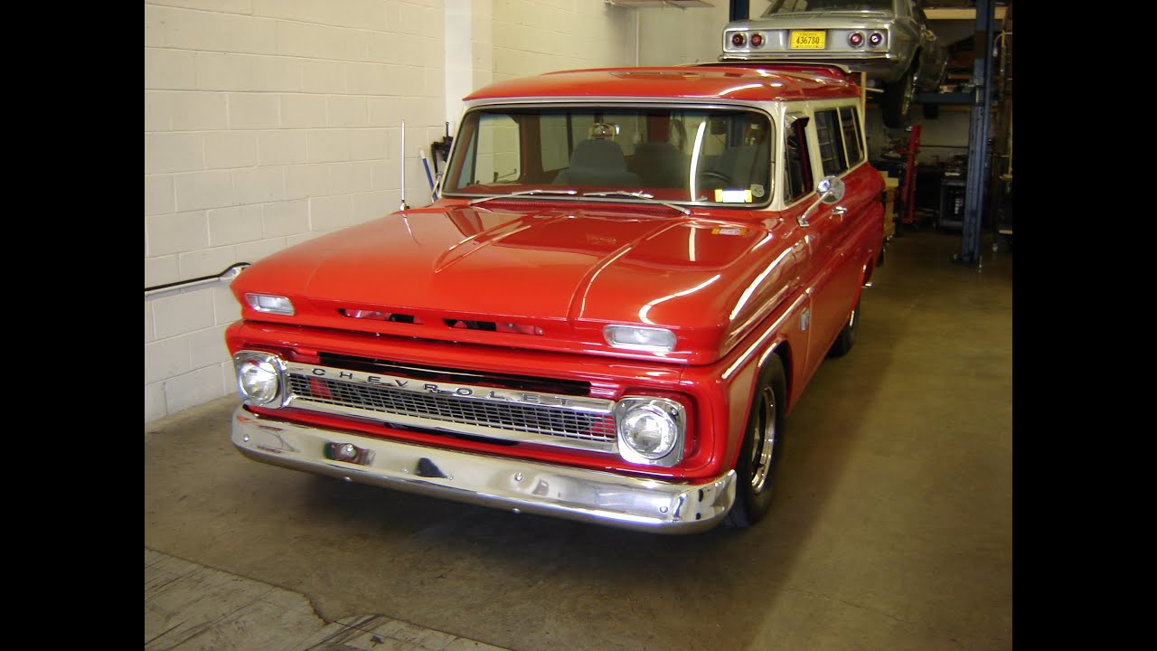 1966 Chevy Suburban By Paul 39 S Custom Interiors Auto Upholstery Youtube