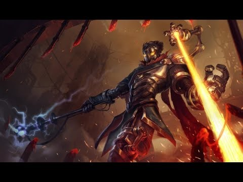 Ranked Flex Oro 2 | Viktor vs Azir TOP | League Of Legends S8