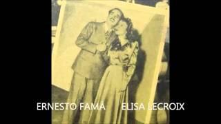 FRANCISCO CANARO  - ERNESTO FAMÁ  -  TODO TE NOMBRA -  TANGO