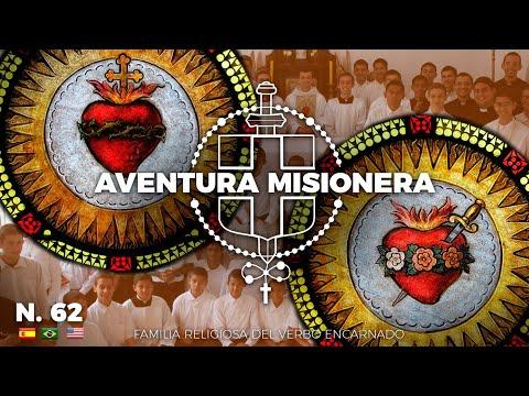Aventura Misionera (Ep.62) | Sagrado Corazón, Votos Perpetuos, Tomas de Hábito, 600 niños ¡y más!