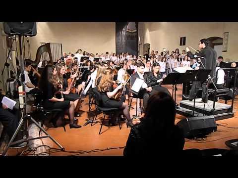 concerto conservatorio firenze, giovane orchestra 1-a parte