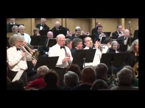 Concord Band - Dixieland Jam! - arr. Bob...