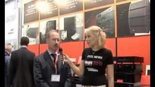 Интервью. Алексей Харламов. ABS Electronics. MIPS 2010