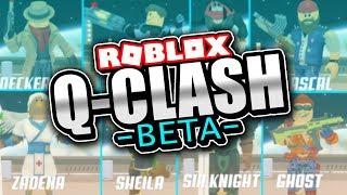 *MUST PLAY!* New Roblox Overwatch Gameplay! (Q-Clash Beta)