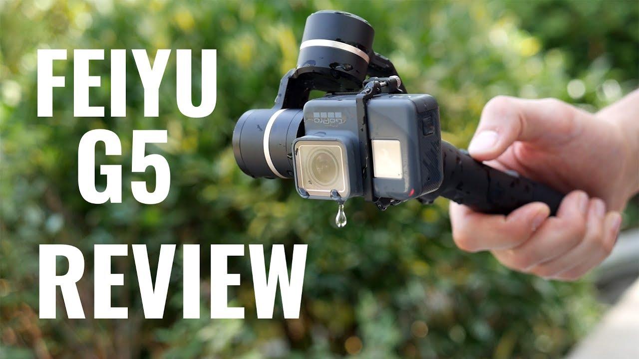 Feiyu G5 Review - Sponsored by Feiyu Tech - YouTube