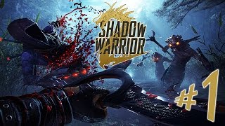 Shadow Warrior 2 - Parte 1: Lo Wang Ninja Boladão [ PC - Playthrough ]