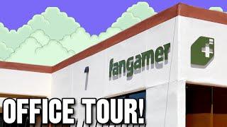 Brand New Fangamer Office! • 8.1.16