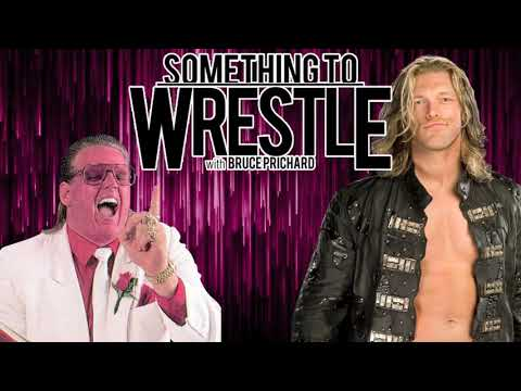 Bruce Prichard shoots on developing the Edge character