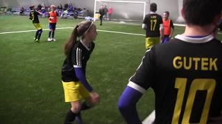CZ2-Techniczna Gra Kontrolna FC Yellow vs Footbal Bambini Academy Legnica (Juventus) -  II kwarta