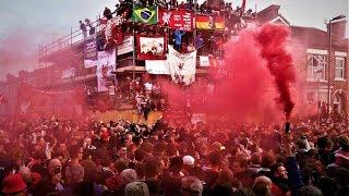 LIVERPOOL FC FANS - BEST MOMENTS