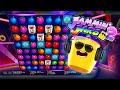 🍉 MEGA WIN FREE SPINS BONUS 🍉 Jammin' Jars 2 (Push Gaming)