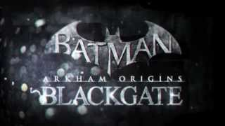 Batman Arkham Origins Blackgate Official Gameplay Trailer