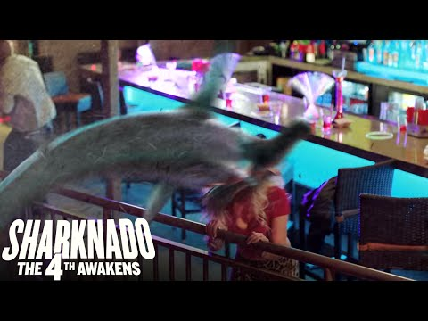 Sharknado the 4th Awakens: Viva Sharknado! | SYFY