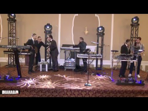 CHRISTMAS PARTY - Sandy Alrekany & Challenge Band - MAHABA.ca