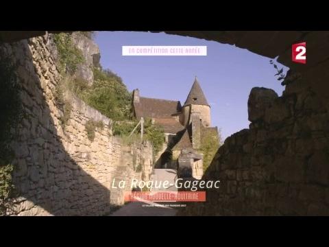 La Roque-Gageac / Région Nouvelle-Aquitaine / Département de la Dordogne