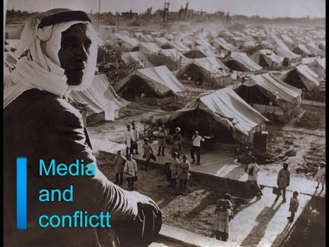 How Does The Media In North America Display The Palestinian-Israeli Conflict    Documentary