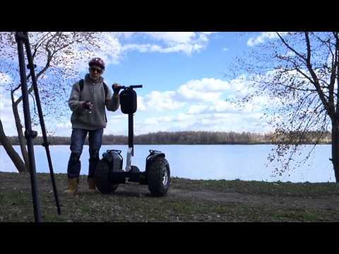 Гироскутер Wind Rover