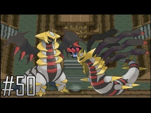 Pokemon Platinum Walkthrough Part 50: Turnback Cave And The Griseous Orb