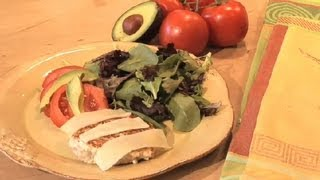 Low-carb, Grilled Turkey Burger With Cheese : Nutrition & Healthy Eating