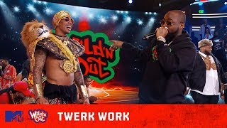 Davido Takes Us Back To the Motherland 🙌 Wild 'N Out