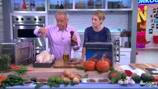 Wolfgang Pucks Thanksgiving Feast Recipe