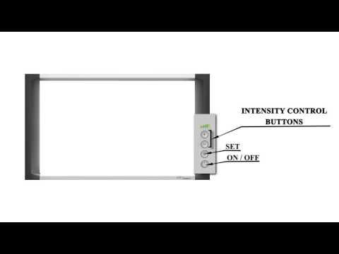 Bio-X LED X Ray viewer
