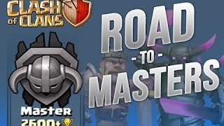 """""""Masters HYPE!"""" - Clash of Clans w/ Stormy"""