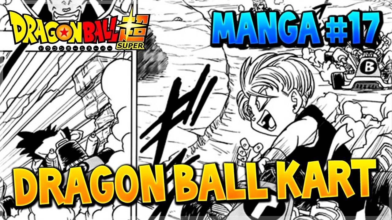 dragon ball super manga cap237tulo 17 espa241ol 161dragon ball