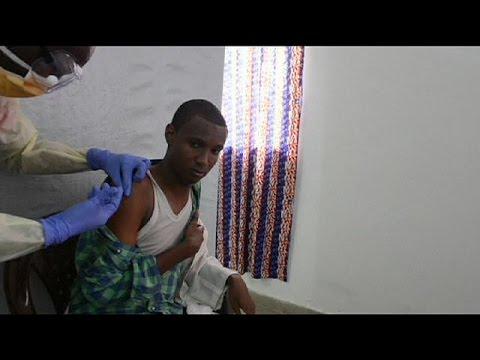 Ebola vaccine trial shows 100% effectiveness in Guinea