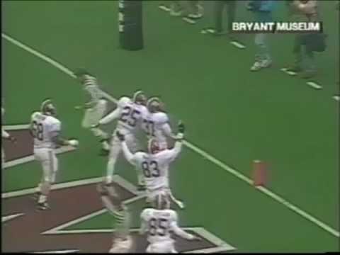 1992 Alabama vs. Florida