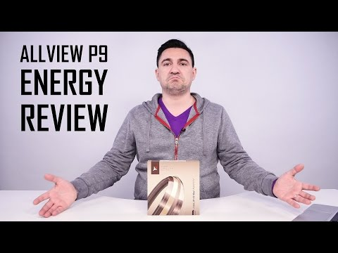 UNBOXING & REVIEW - Allview P9 Energy (www.buhnici.ro)