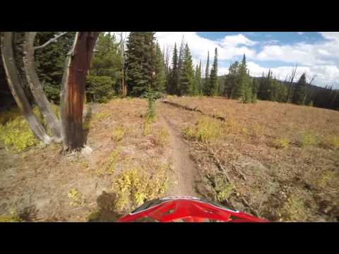 Gros Venture, Jackson Wyoming trail ride