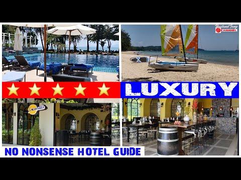Dusit Thani Krabi Beach Resort Hotel... No-Nonsense Guide...Thailand Tony
