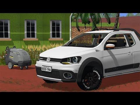 SAVEIRO CROSS G6 COM SOM | Farming Simulator 17 | Parana - Episódio 11 thumbnail