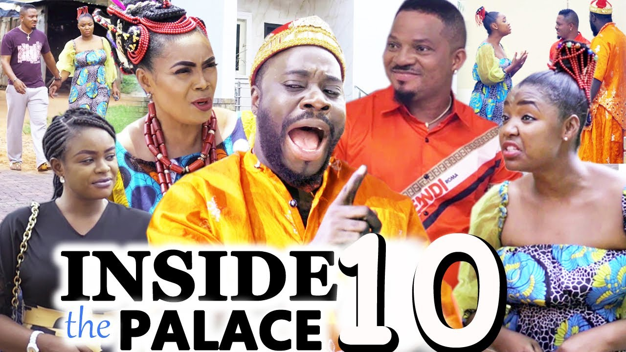 Download INSIDE THE PALACE SEASON 10 (New Movie) 2021 Latest Nigerian Nollywood Movie 720p